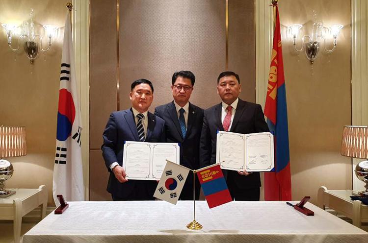 사회보장정보원, 몽골 노동사회복지서비스청과 사회보장 정보화 업무협약(MOU) 체결
